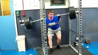 squat fail
